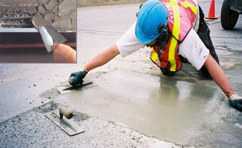 Consejos para reparar concreto con morteros cementicios for Mortero de reparacion